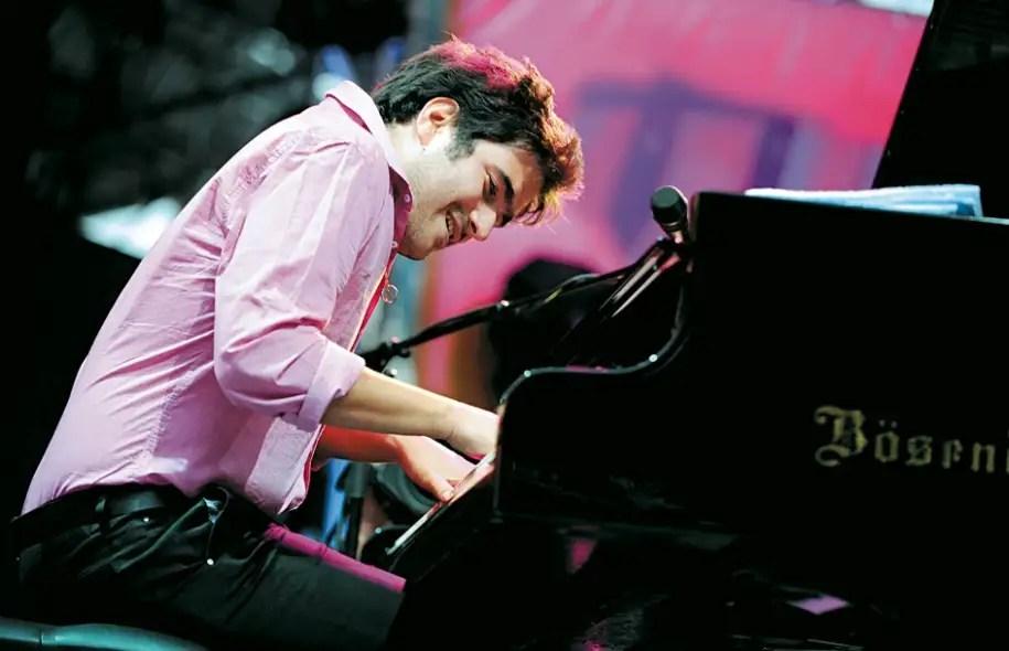 Harold Lopez Nussa aime du jazz la liberté de pouvoir improviser et jouer sans que tout soit planifié.