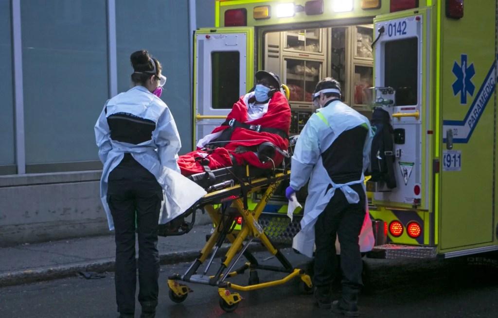 Presque 7000 cas de COVID-19 au Québec