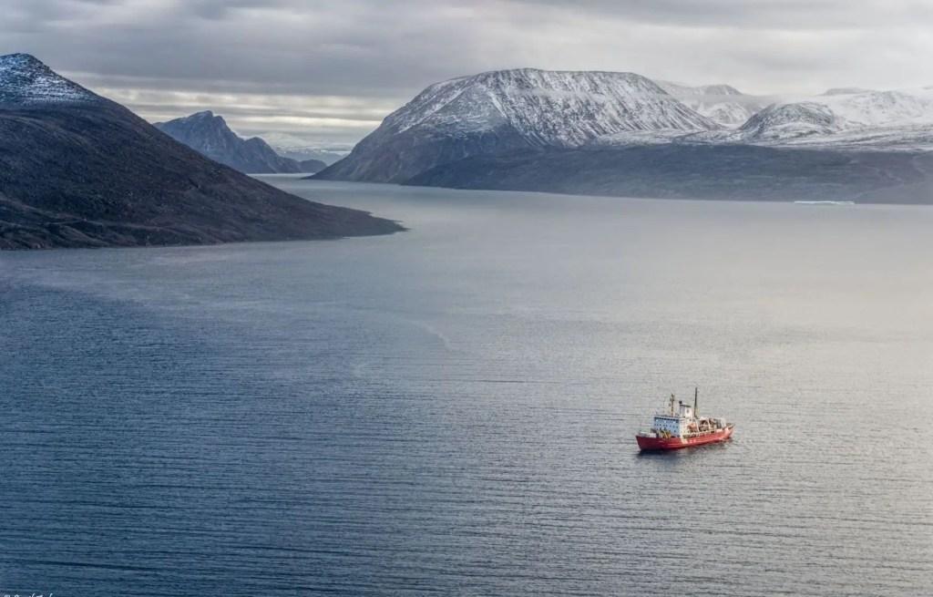 Confiné au sud du cercle arctique
