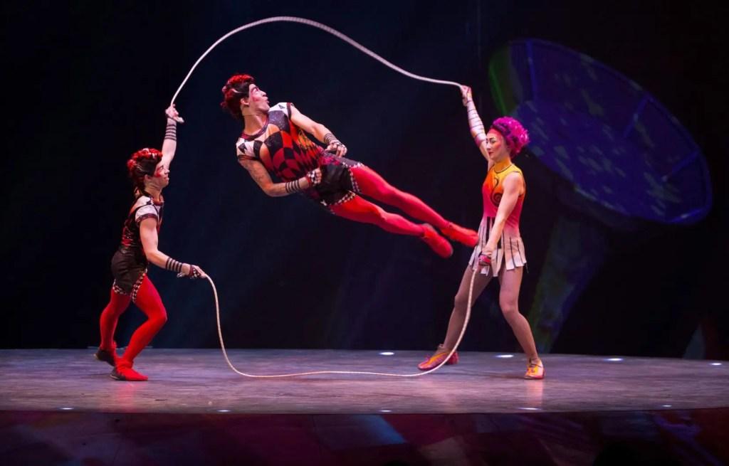 Le Cirque du Soleil préfère l'offre de ses créanciers