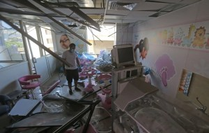Le système de santé de Beyrouth presque «hors service»