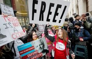 Julian Assange souhaite sa libération