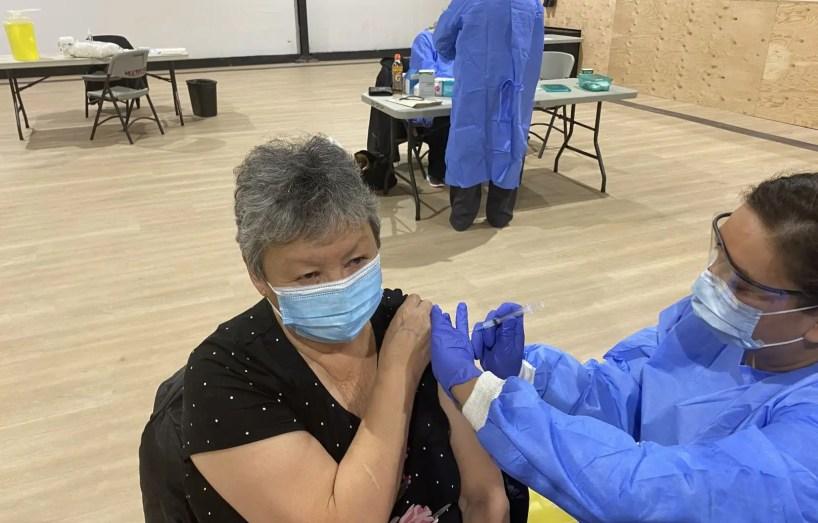 Ottawa prévoit vacciner 75% des communautés autochtones d'ici la fin mars