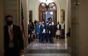 Donald Trump est acquitté par le Sénat au terme de son second procès en destitution