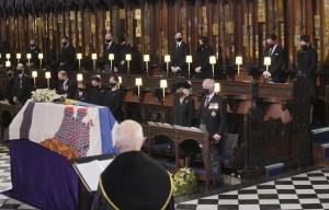 La famille royale et le Royaume-Uni ont fait leurs adieux au prince Philippe