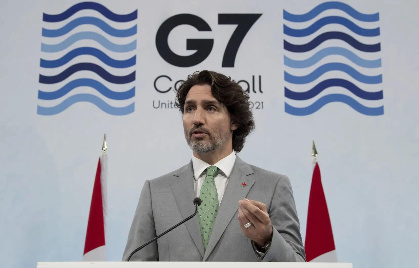 Le Canada donnera 13millions de doses de vaccin, annonce Trudeau