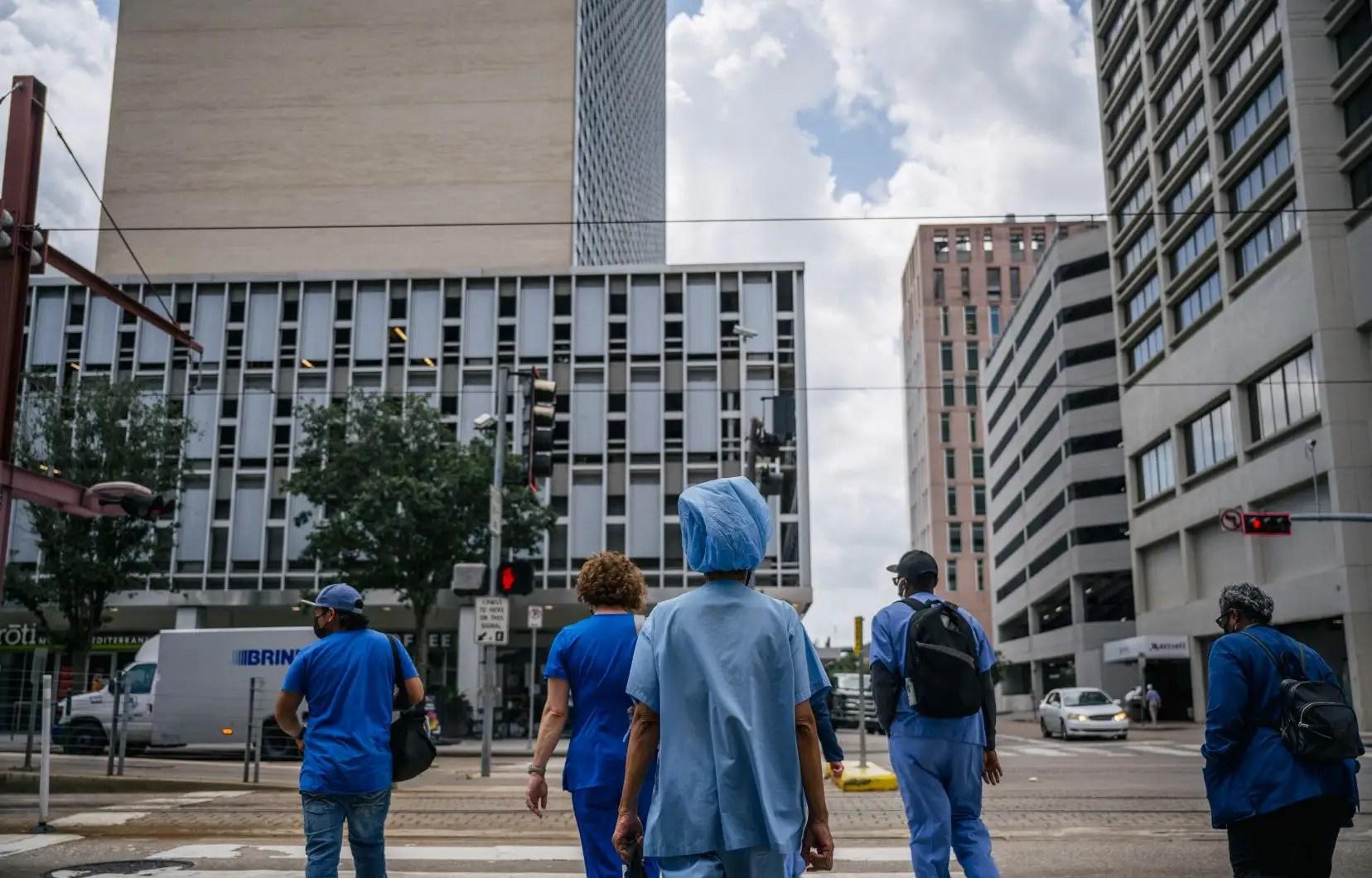 Le système hospitalier du Texas peut exiger que les employés se fassent vacciner