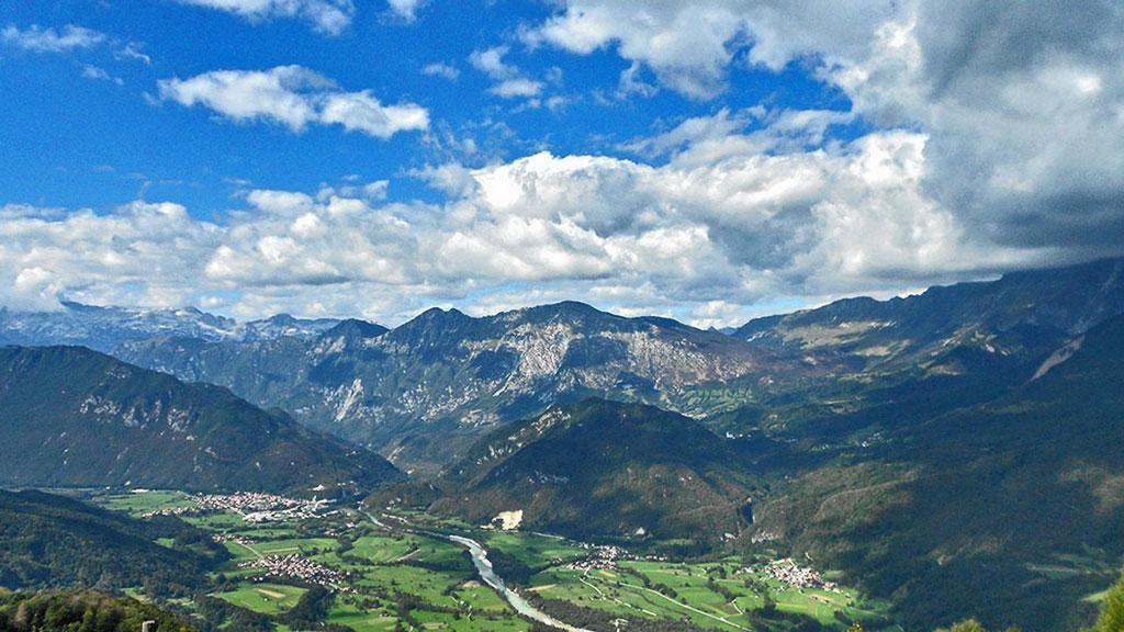 Nebesa na zemlji, tačnije u Sloveniji