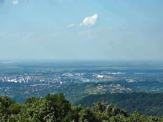 zoom na Novi Sad