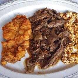 heavy domaćinski obrok:-)