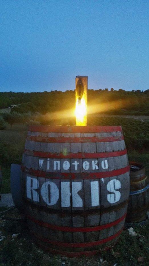 i restoran i vinoteka Roki's