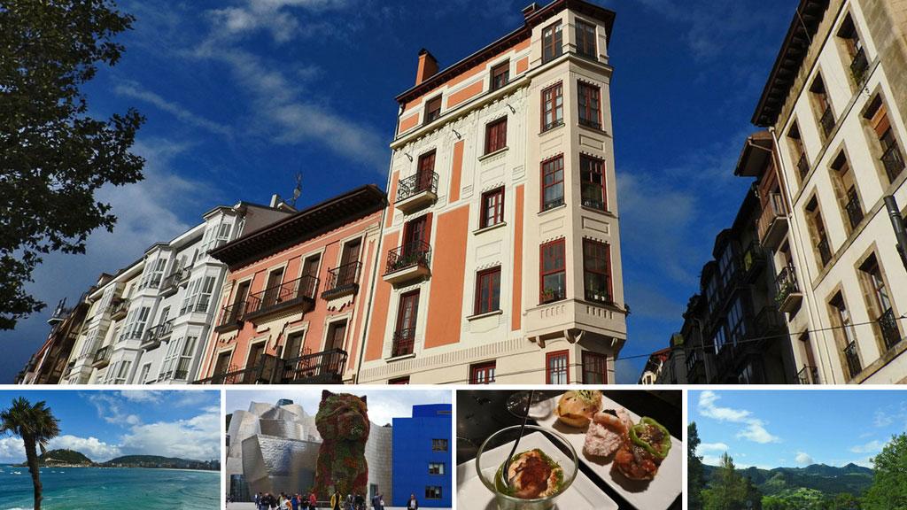 Baskijska regija Španije – za gastro-prirodno-arhitektonski weekend getaway