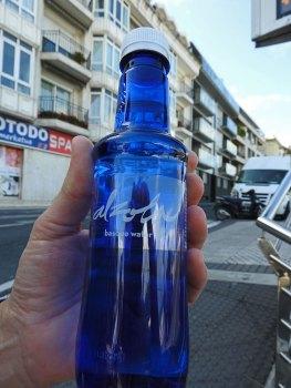 plastična flaša vode
