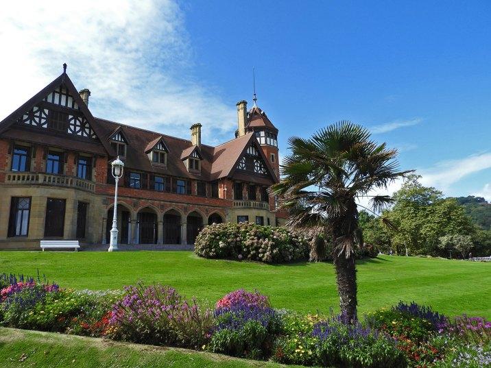 miramar palace San Sebastan