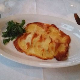 gof zapečen u krompiru, njam, njam