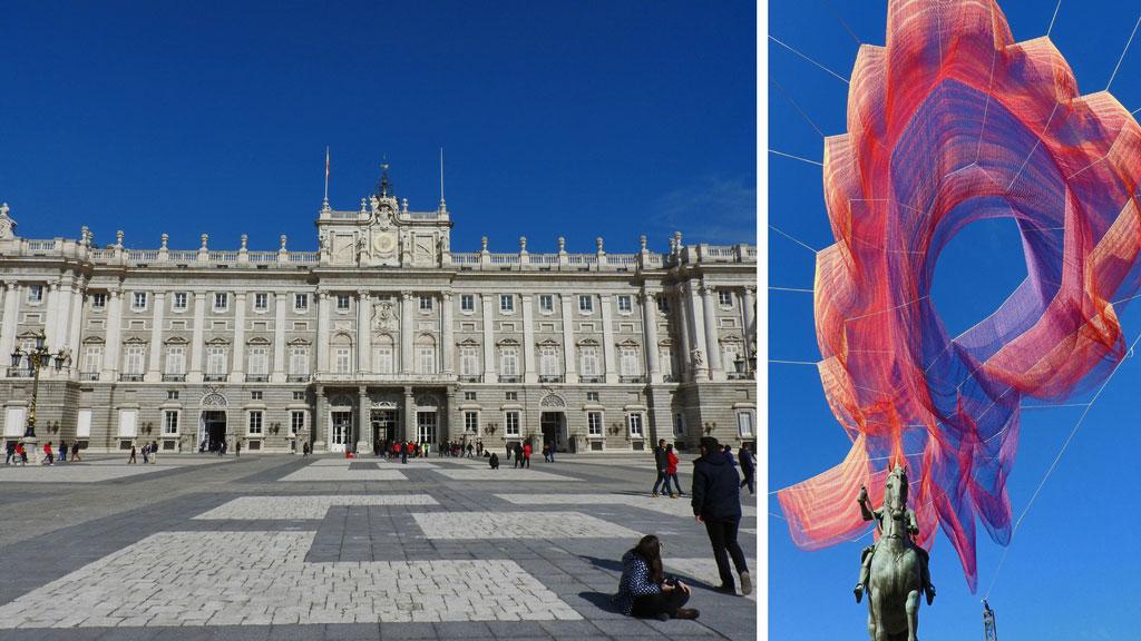 Glavne atrakcije Madrida