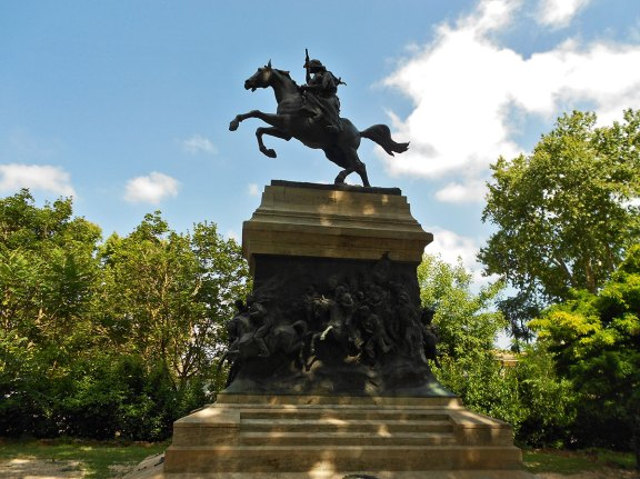 janiculum-spomenik