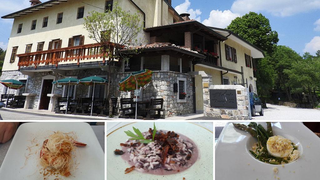 Devetak - slovenačka gostionica sa finom domaćom klopom u Italiji 🙂