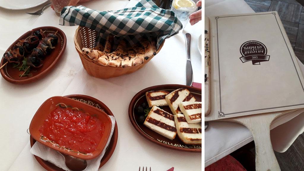 Ćiribu ćiriba domaćinski restoran u Zemunu sa domaćinskim porcijama