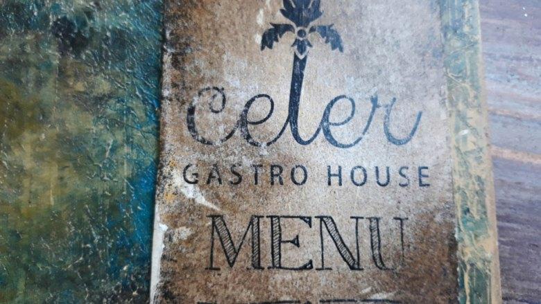 Celer gastro house