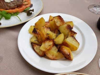 krompir iz pećnice kao prilog