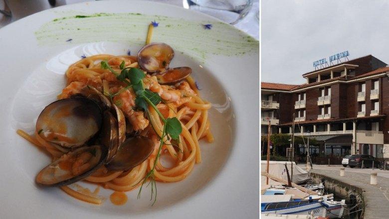 restoran Marina Izola