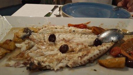 riba iz pećnice skroz korektna