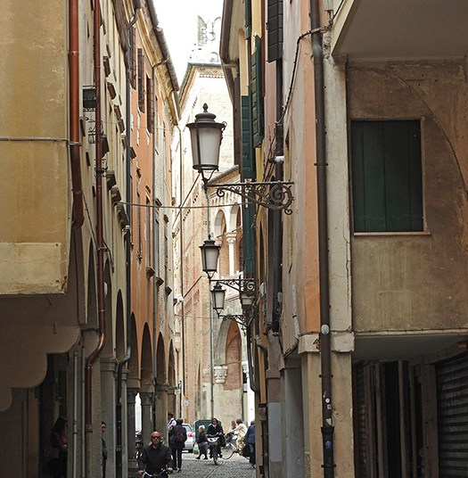 Padua streets