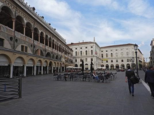 Palazzio Ragione piazza delle Erbe Padua