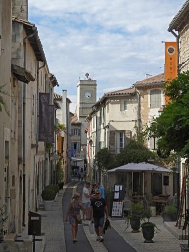 Saint Remy ulice