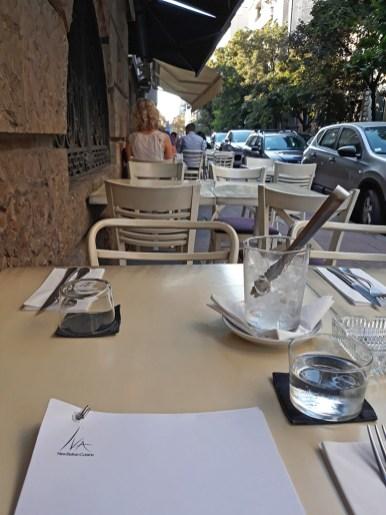 iva njew balkan cuisine baštica na ulici