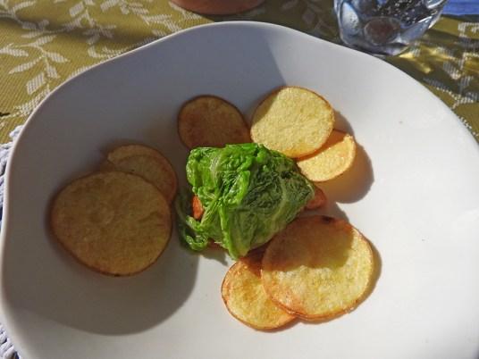 otkrivanje slojeva jela