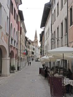 Corso Vittorio Emanuele II Pordenone