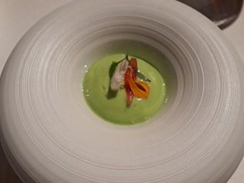 green foam halapeno restoran Amador