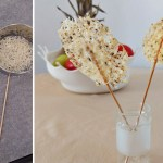 parmezan lollipops