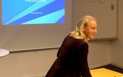 Spännande diskussioner på Konkurrensverkets forskarworkshop
