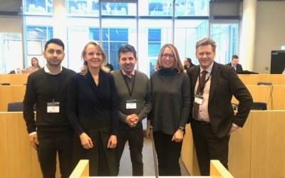 Upphandling av AI och GDPR-krav i IT-upphandlingar – spännande diskussioner på Island