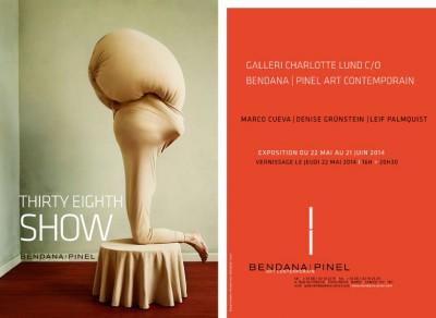 GALLERI CHARLOTTE LUND C/O BENDANA   PINEL ART CONTEMPORAIN