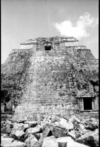 Uxmal, 1989