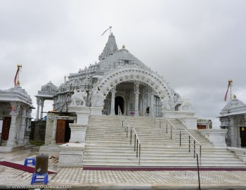 The Jain Navgraha Temple
