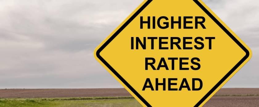 Mortgage interest sign