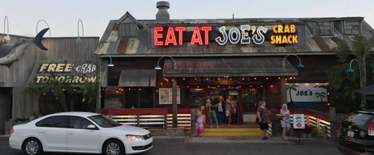 A Joe's Crab Shack location