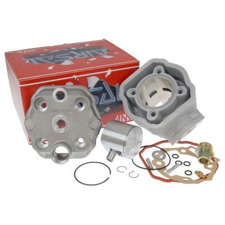 cylinder kit airsal 50mm 80cc for derbi euro 3