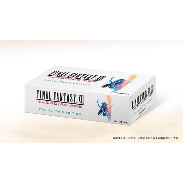 Final Fantasy XII The Zodiac Age Collectors Limited Edition Multi Language PS4 Nin Nin