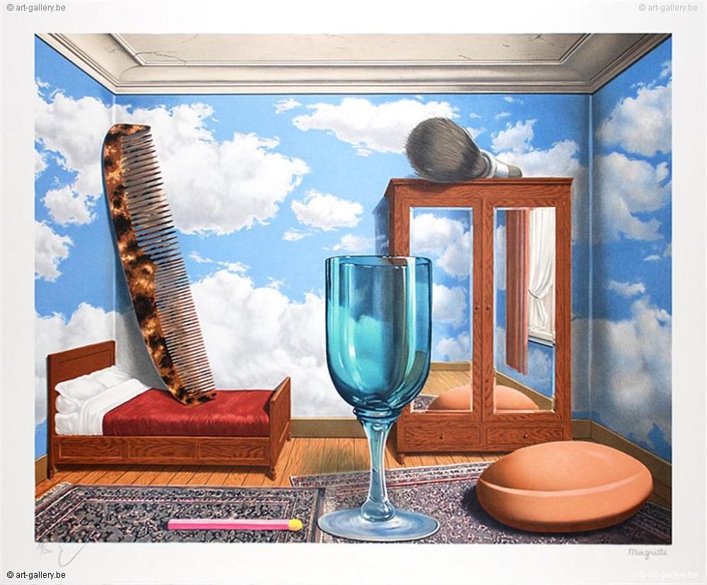 René Magritte, Les Valuers Personnelles