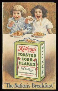 Corn Flakes vs. the libido?