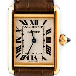 Trusting Time: Cartier Tank, 1917