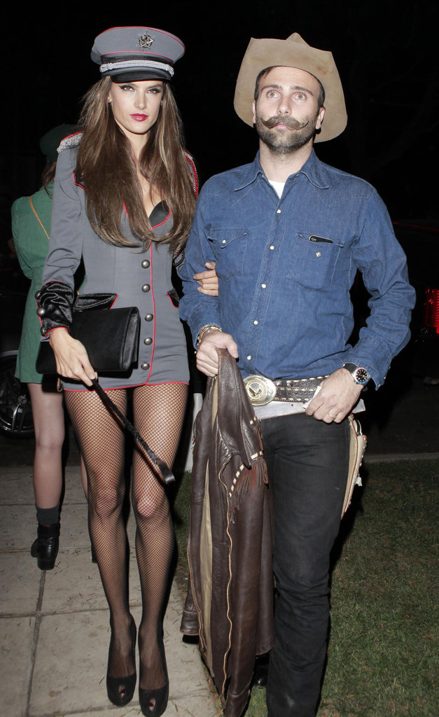 Celebrity Couples Costumes Halloween 2012 POPSUGAR Celebrity