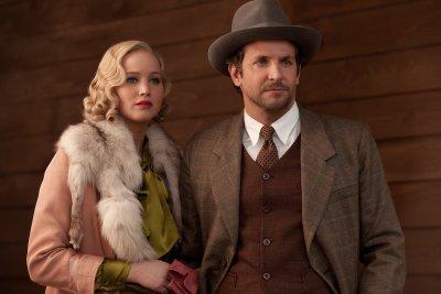 Bradley Cooper and Jennifer Lawrence star in Serena