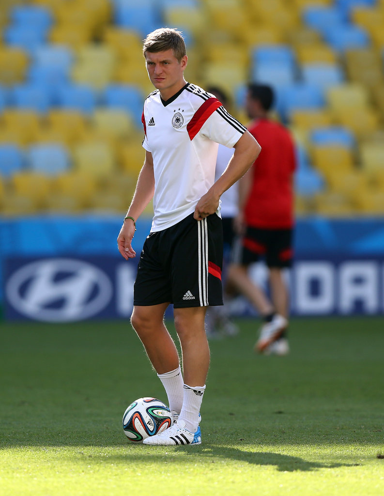 Germany: Toni Kroos